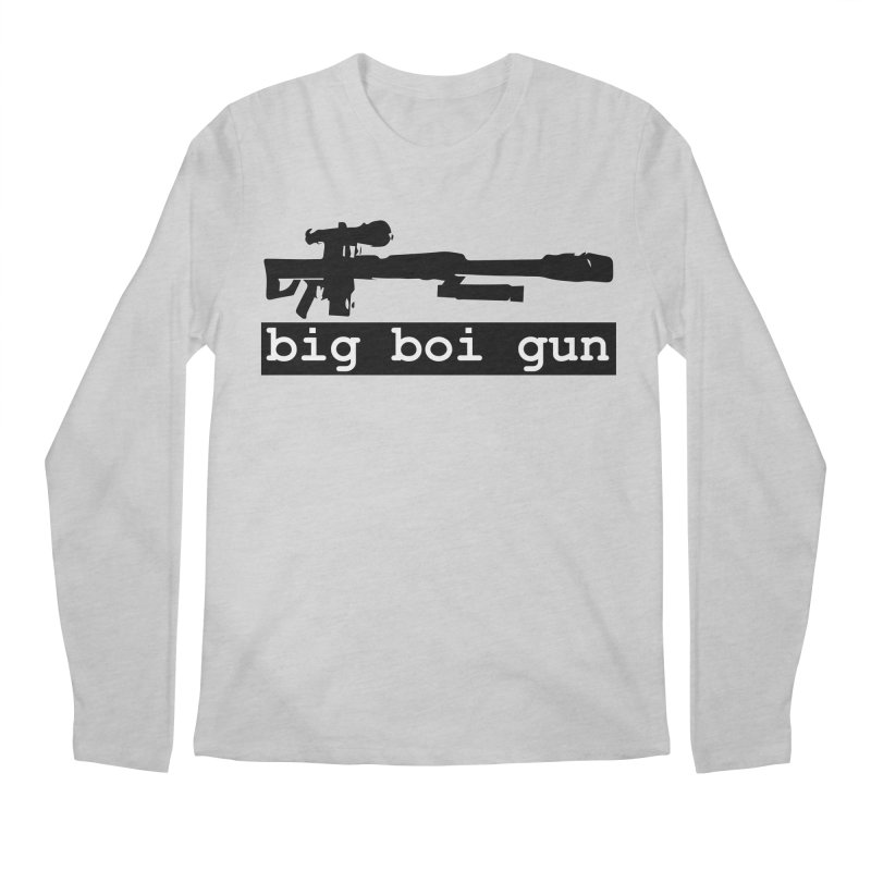 BBG aka Big Boi Gun Men's Regular Longsleeve T-Shirt by SixSqrlStore