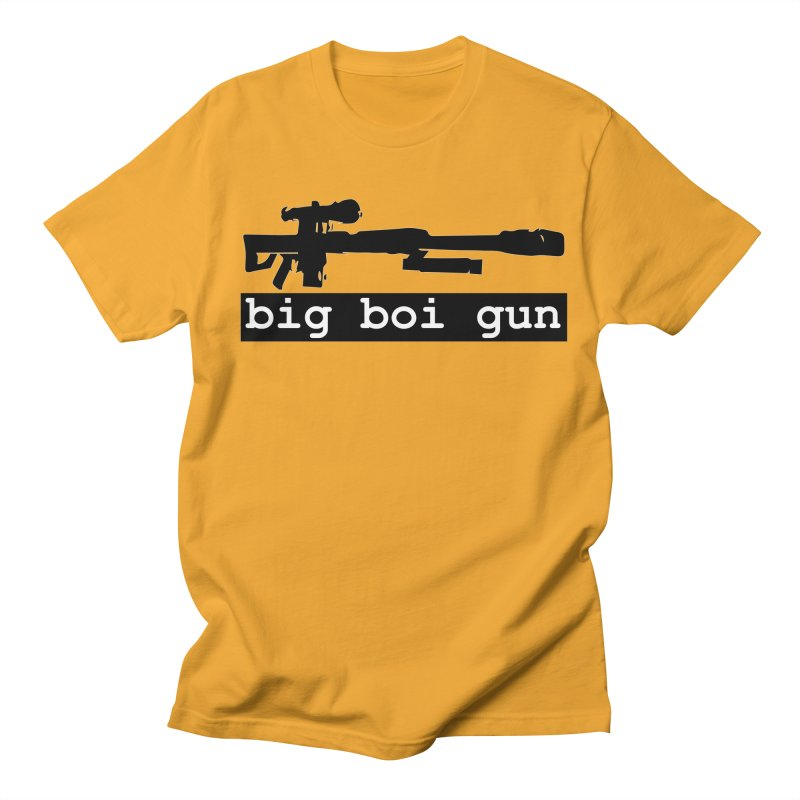 BBG aka Big Boi Gun Men's Regular T-Shirt by SixSqrlStore