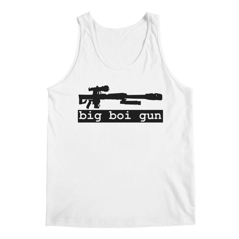 BBG aka Big Boi Gun Men's Regular Tank by SixSqrlStore