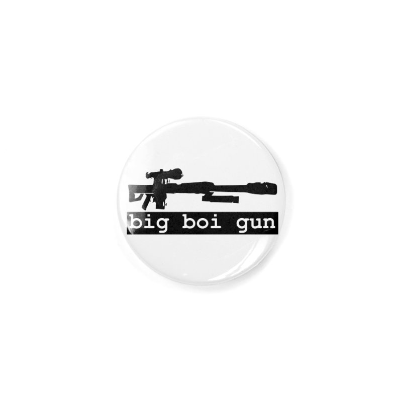 BBG aka Big Boi Gun Accessories Button by SixSqrlStore
