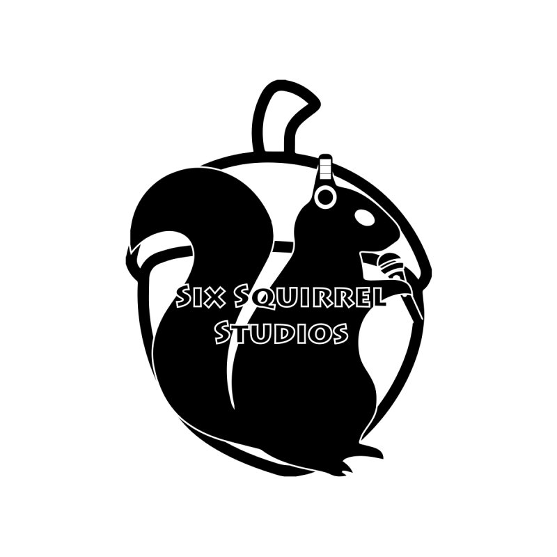 Classic Six Squirrel Studios Accessories Sticker by