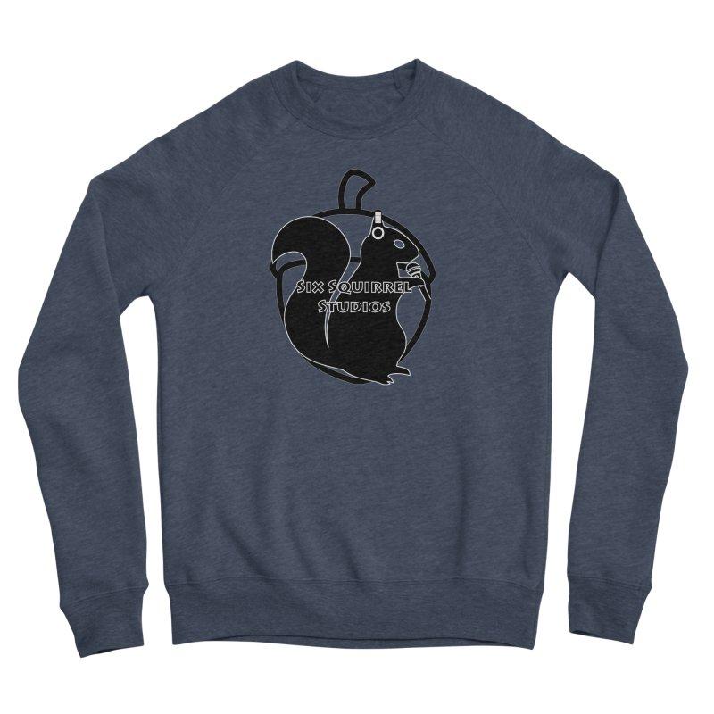 Classic Six Squirrel Studios Women's Sponge Fleece Sweatshirt by SixSqrlStore