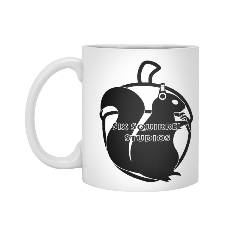 Classic Six Squirrel Studios Accessories Standard Mug by SixSqrlStore