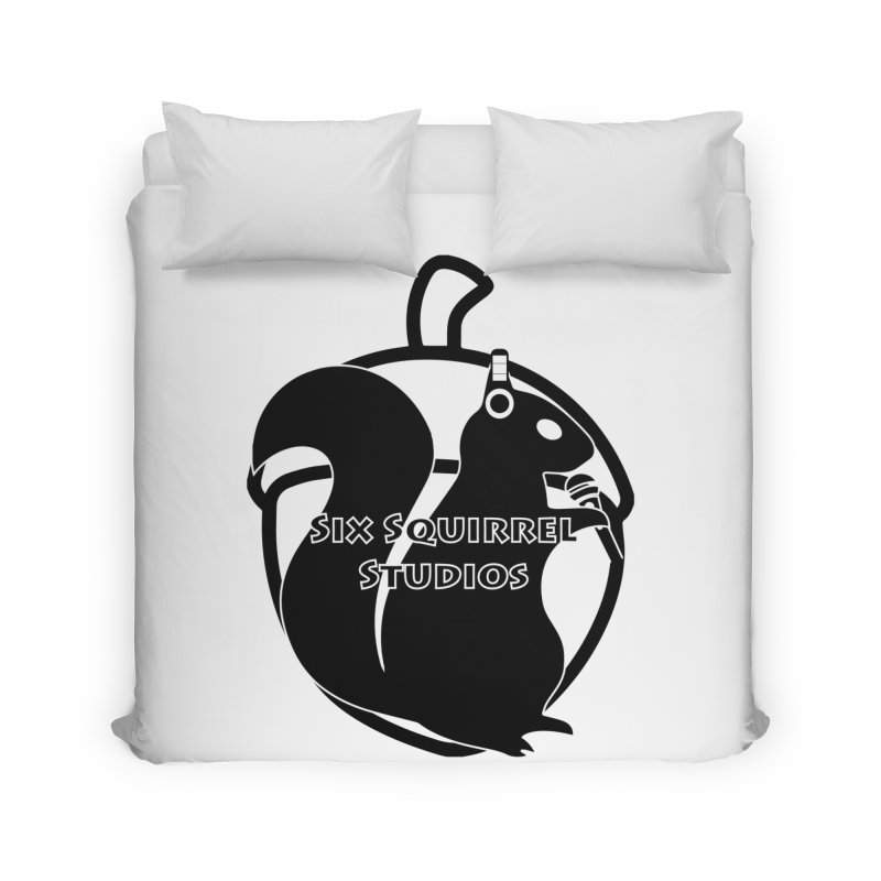 Classic Six Squirrel Studios Home Duvet by