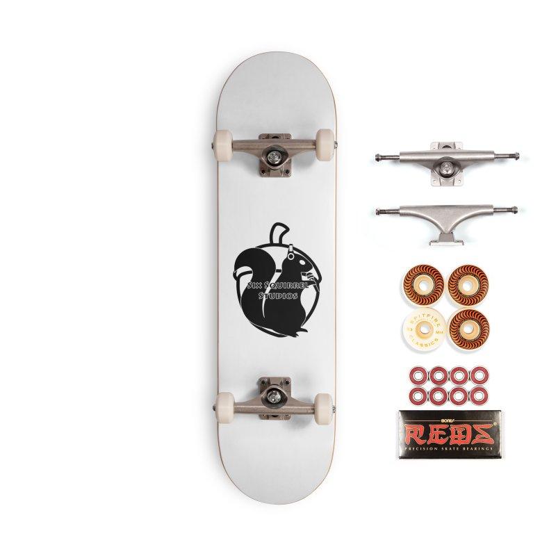 Classic Six Squirrel Studios Accessories Skateboard by