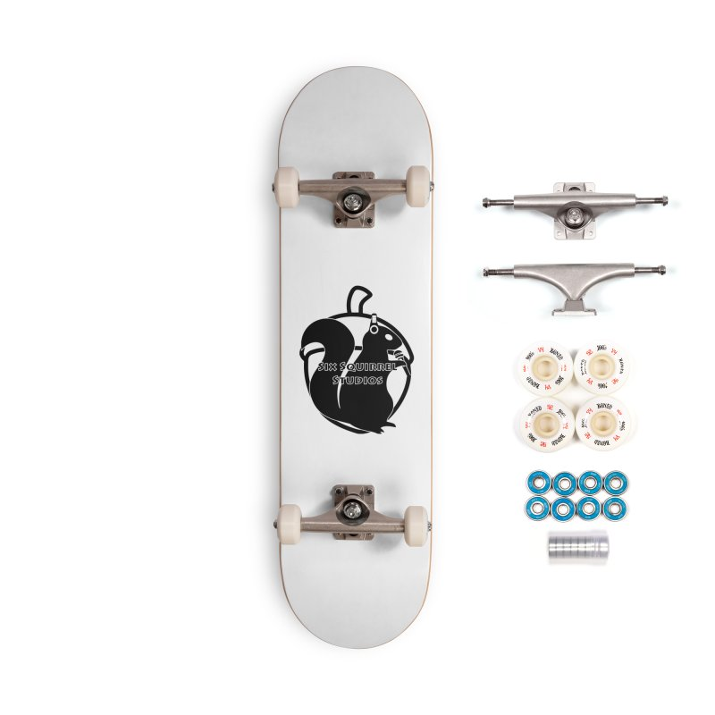 Classic Six Squirrel Studios Accessories Complete - Premium Skateboard by SixSqrlStore