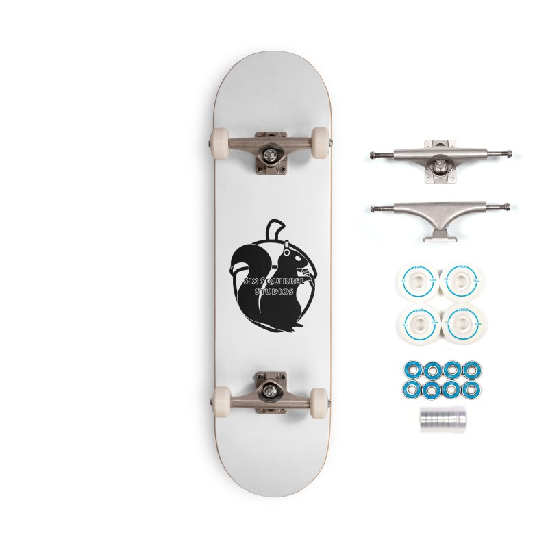 Classic Six Squirrel Studios Accessories Complete - Basic Skateboard by SixSqrlStore