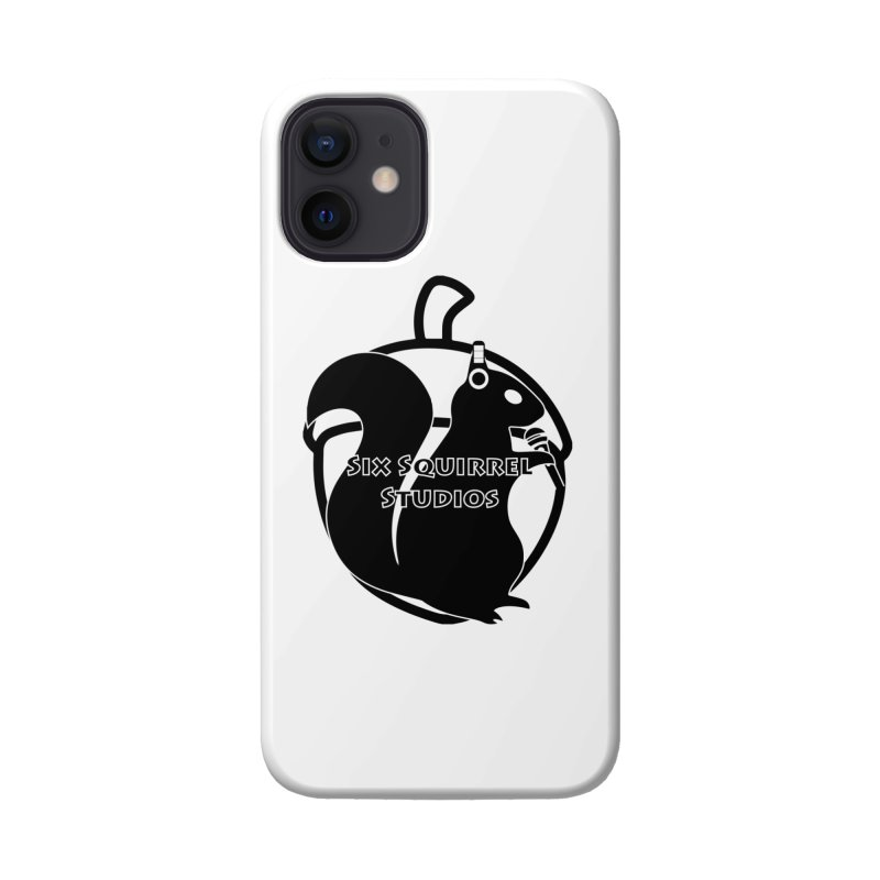 Classic Six Squirrel Studios Accessories Phone Case by