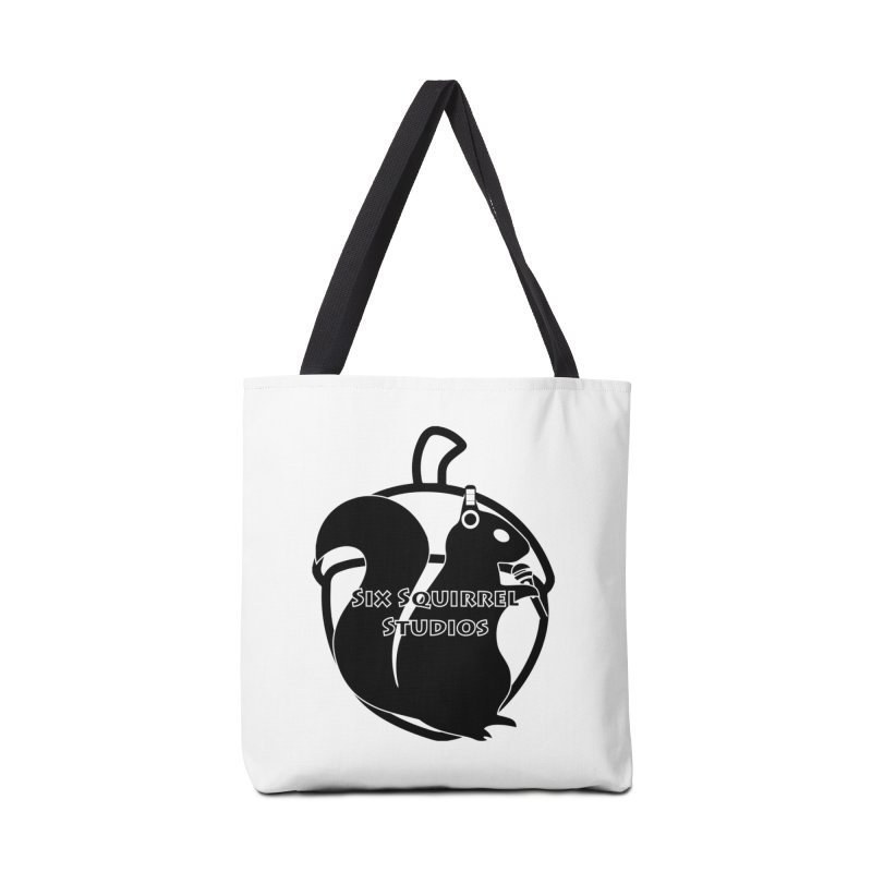 Classic Six Squirrel Studios Accessories Bag by