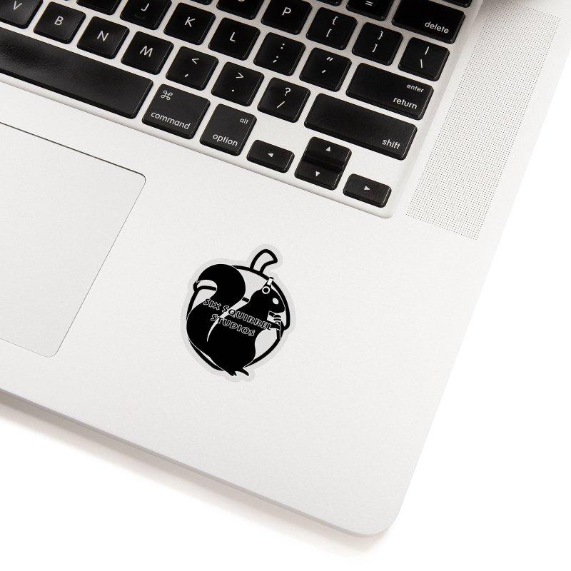 Classic Six Squirrel Studios Accessories Sticker by