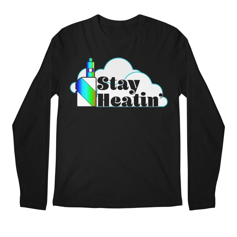 Stay Heatin' Men's Regular Longsleeve T-Shirt by SixSqrlStore