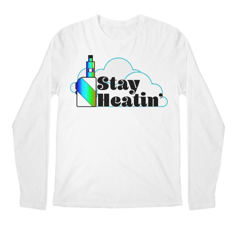 Stay Heatin' Men's Regular Longsleeve T-Shirt by SixSqrlStore