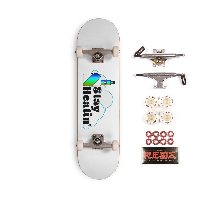 Stay Heatin' Accessories Complete - Pro Skateboard by SixSqrlStore