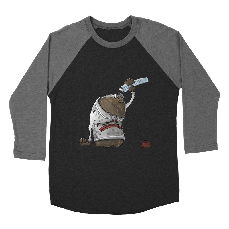 The Freshmaker Women's Baseball Triblend Longsleeve T-Shirt by Skrowl's Artist Shop