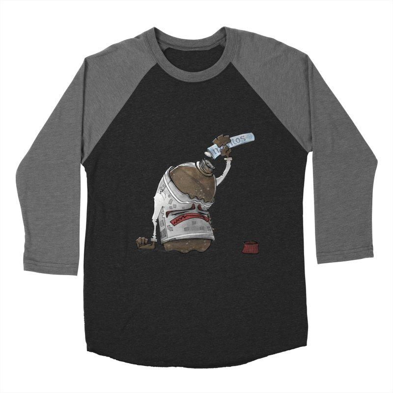 The Freshmaker Men's Baseball Triblend T-Shirt by Skrowl's Artist Shop