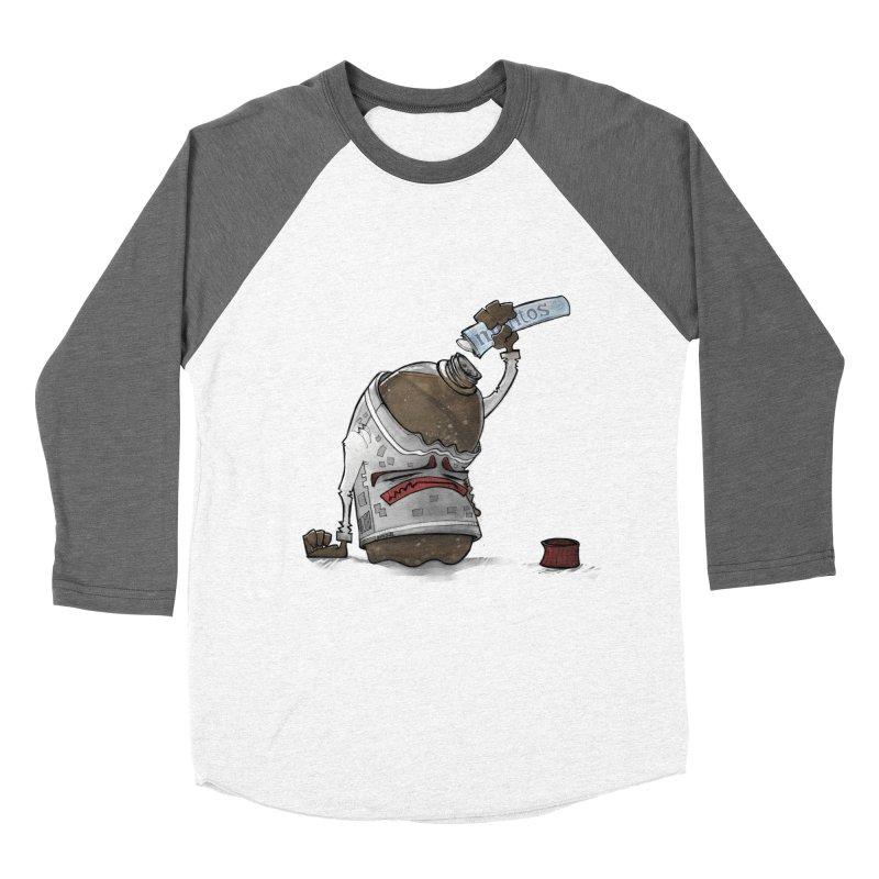 The Freshmaker Men's Baseball Triblend Longsleeve T-Shirt by Skrowl's Artist Shop