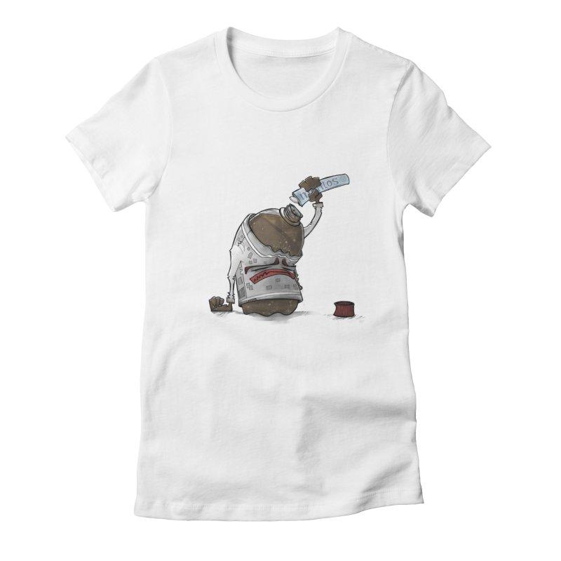 The Freshmaker Women's T-Shirt by Skrowl's Artist Shop
