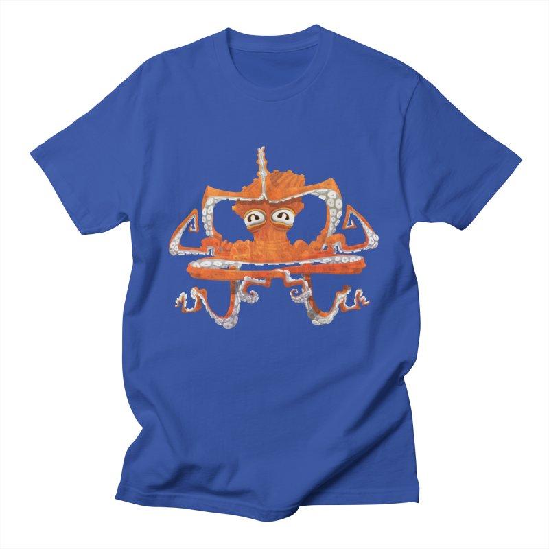 Octovasana Men's T-Shirt by Skrowl's Artist Shop