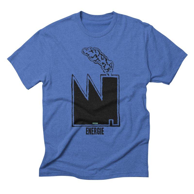 Energie - Skunk Men's T-Shirt by Skunk's Shop