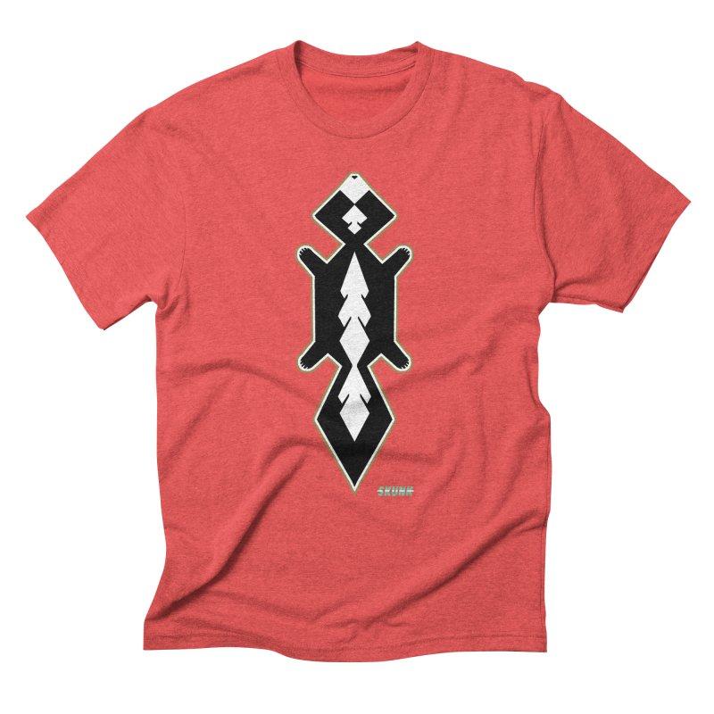 Skunk Thème de la peau  Men's Triblend T-Shirt by Skunk's Shop