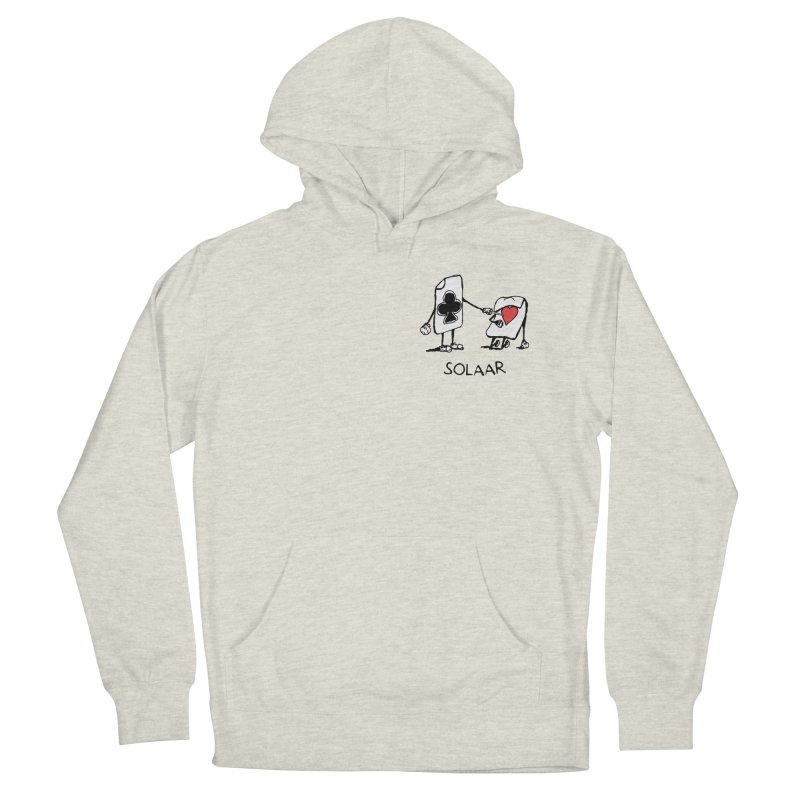 Rapology - Solaar - Skunk Men's French Terry Pullover Hoody by Skunk's Shop