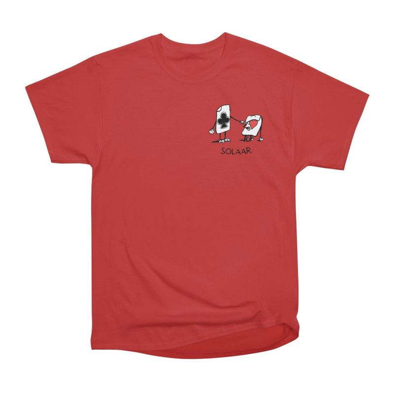 Rapology - Solaar - Skunk Men's Heavyweight T-Shirt by Skunk's Shop