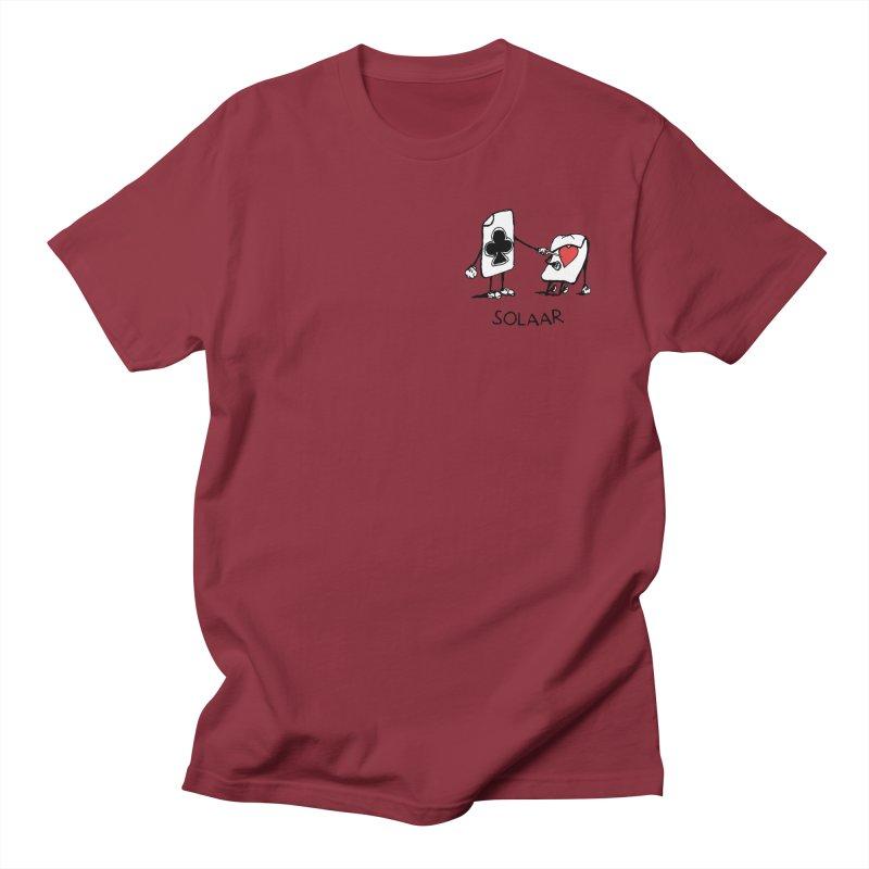 Rapology - Solaar - Skunk Men's Regular T-Shirt by Skunk's Shop