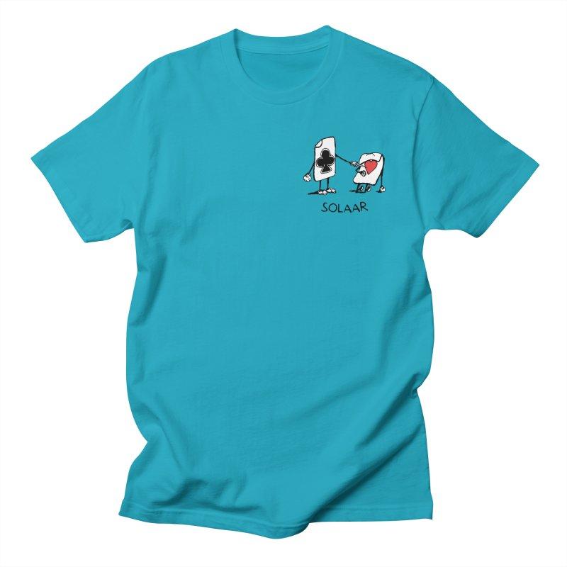 Rapology - Solaar - Skunk Men's T-Shirt by Skunk's Shop
