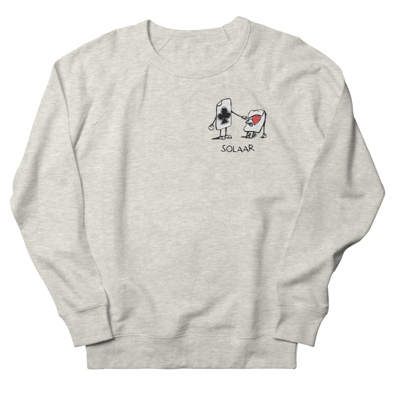 Rapology - Solaar - Skunk Women's French Terry Sweatshirt by Skunk's Shop