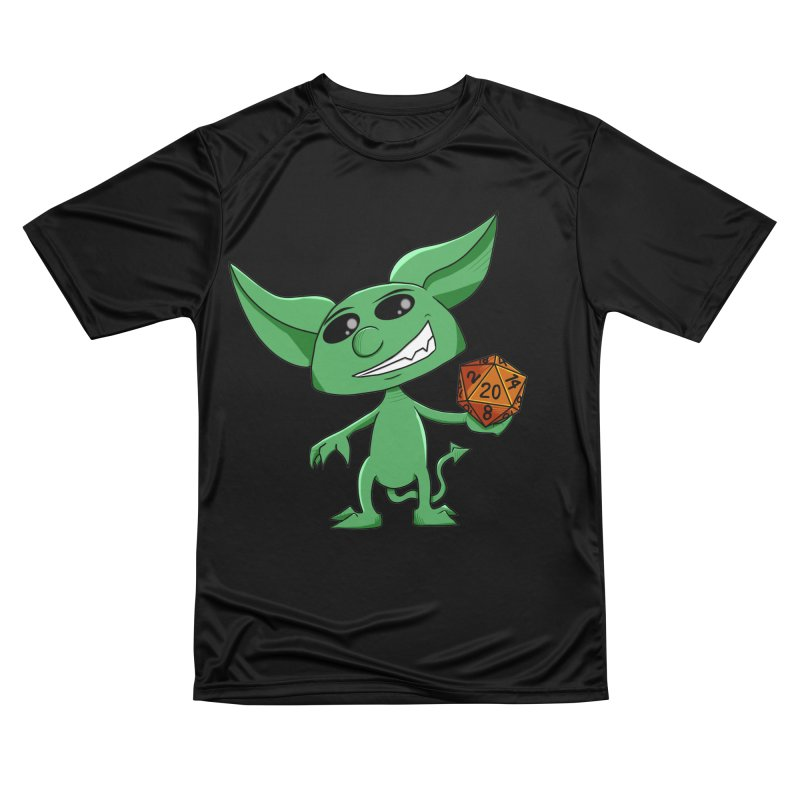 Gaming Imp Men's Performance T-Shirt by Slightly Animated Merch