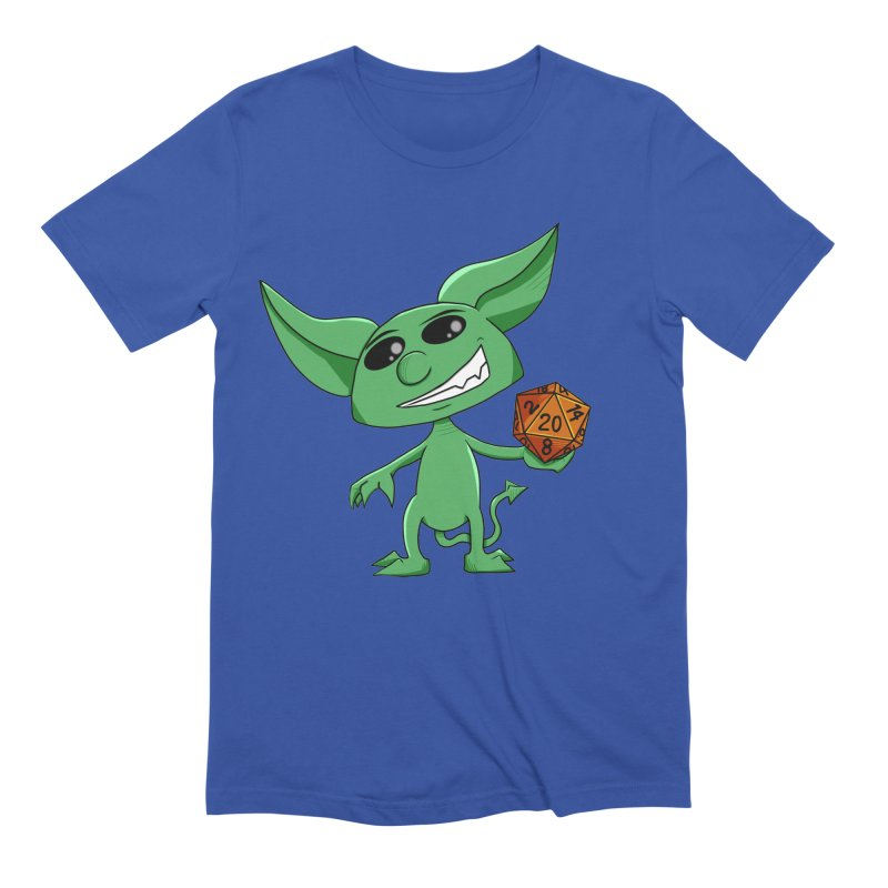 Gaming Imp Men's Extra Soft T-Shirt by Slightly Animated Merch
