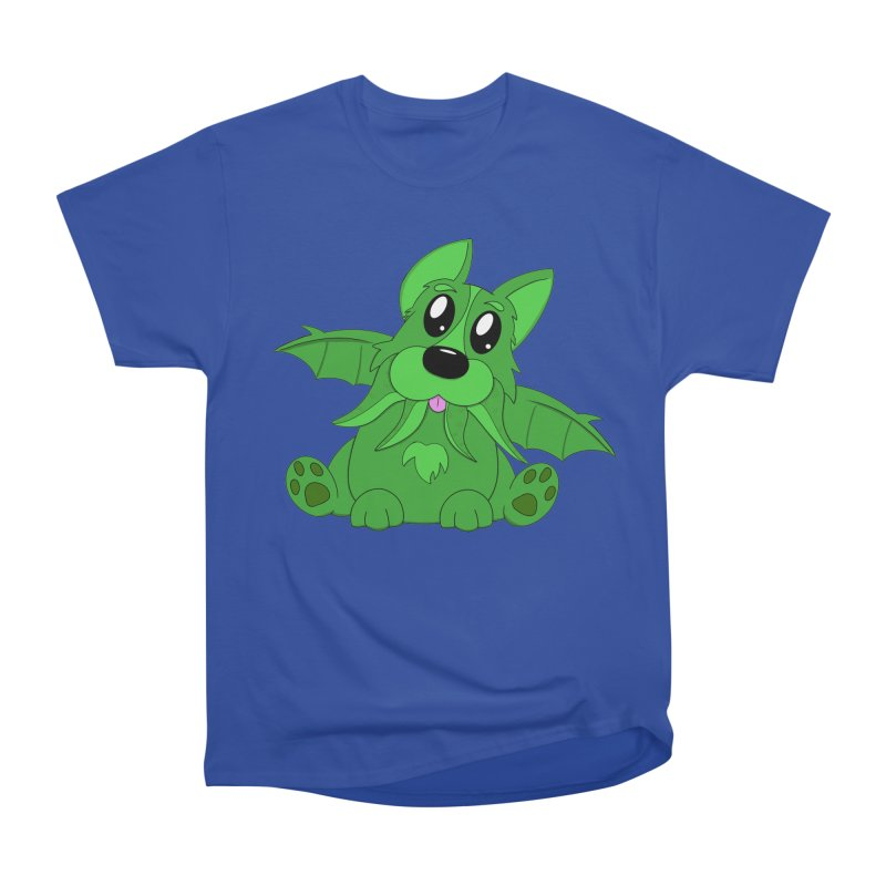 Corg'thulhu Men's T-Shirt by Slightly Animated Merch