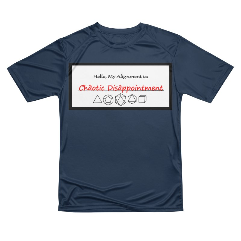 Alignment CD Men's Performance T-Shirt by Slightly Animated Merch