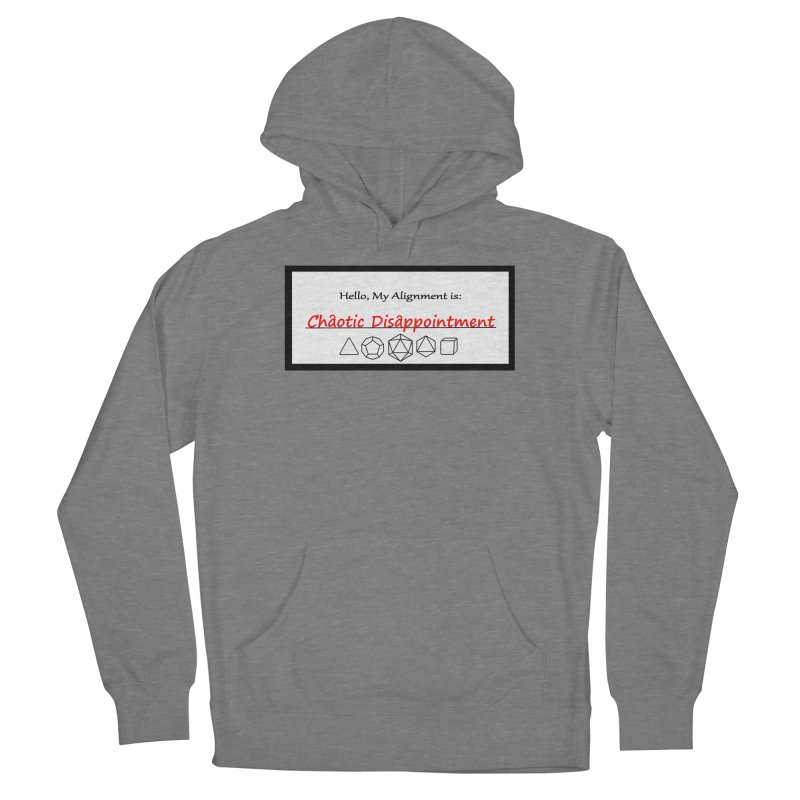 Alignment CD Women's Pullover Hoody by Slightly Animated