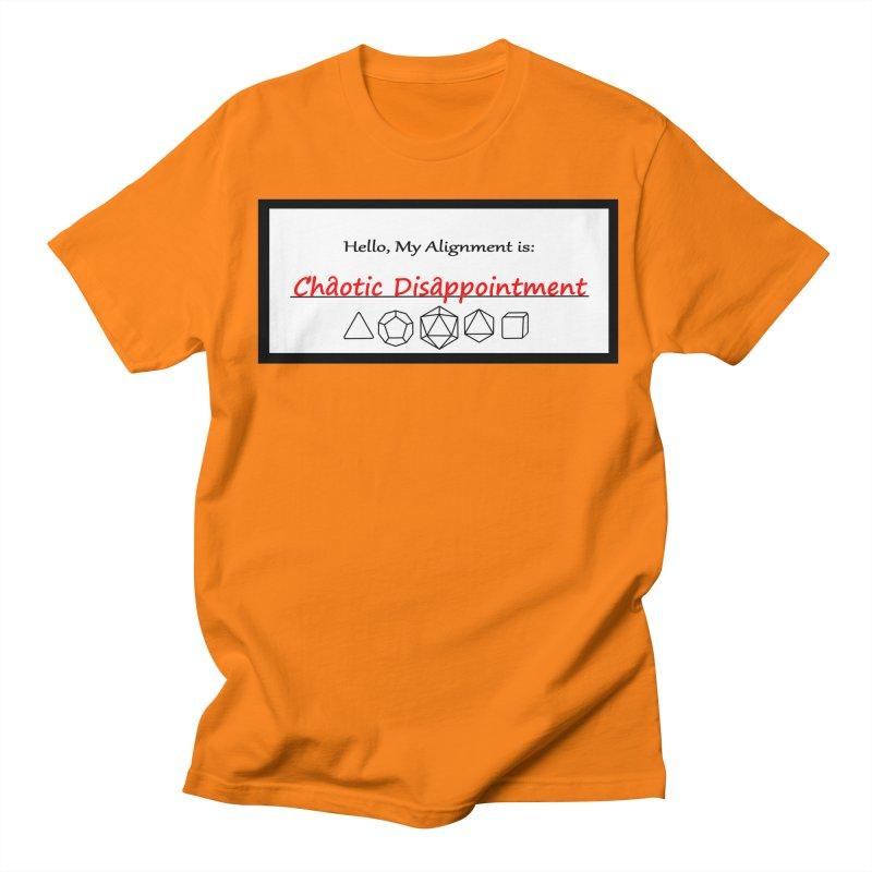 Alignment CD Women's Regular Unisex T-Shirt by Slightly Animated Merch