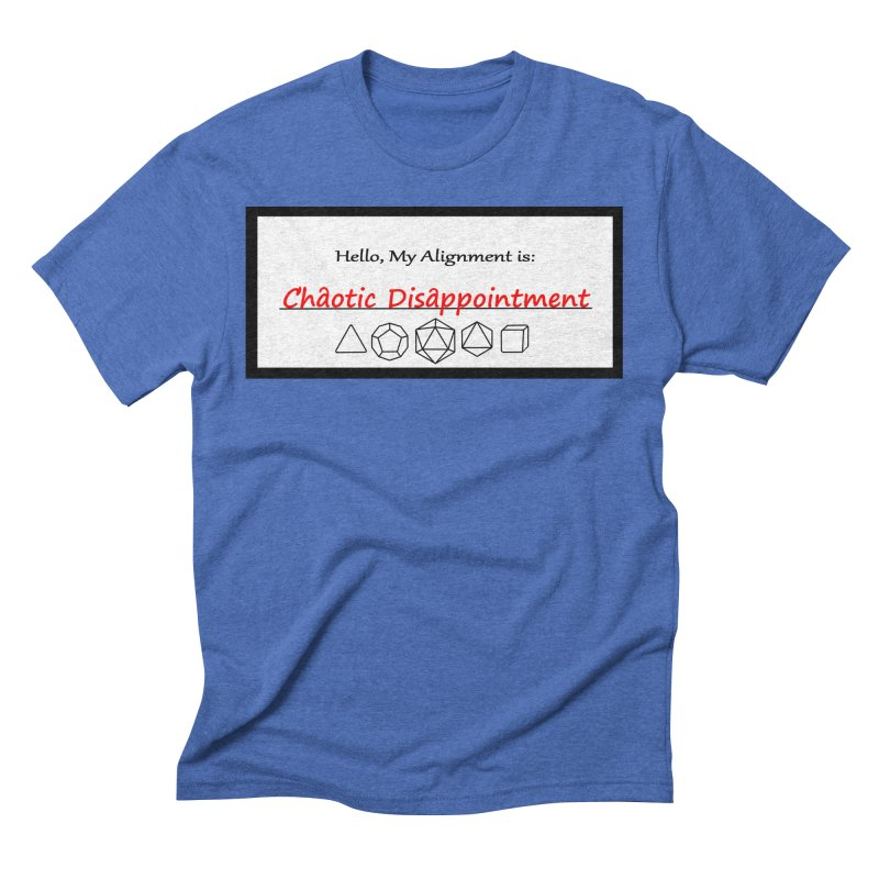 Alignment CD Men's Triblend T-Shirt by Slightly Animated Merch