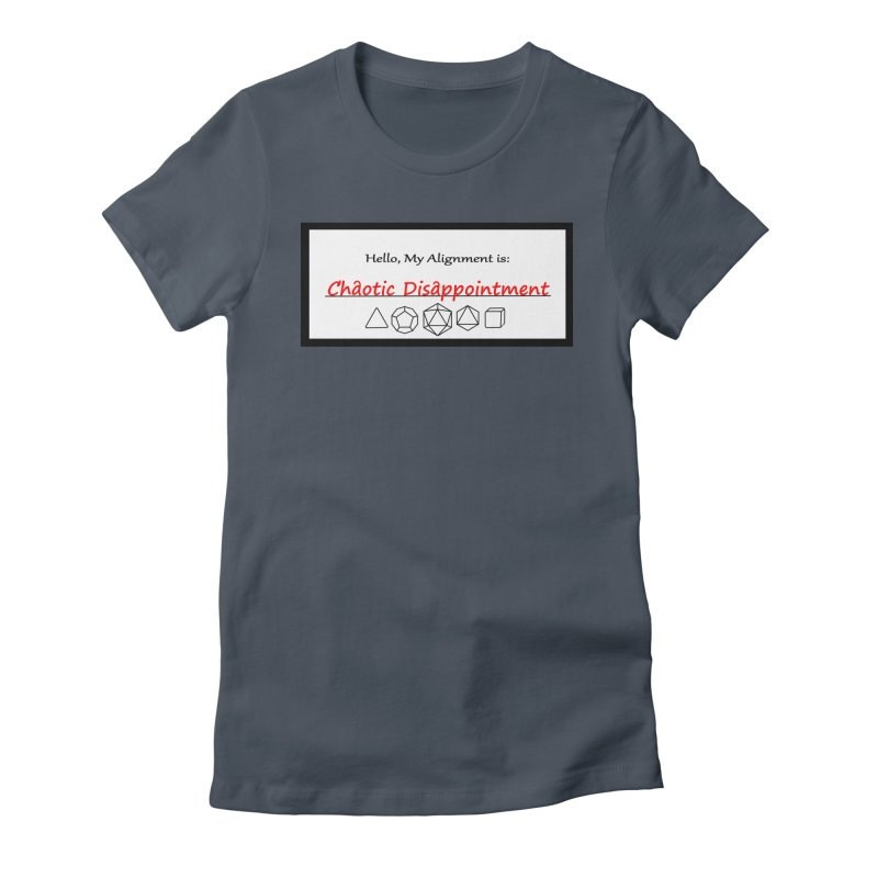 Alignment CD Women's T-Shirt by Slightly Animated