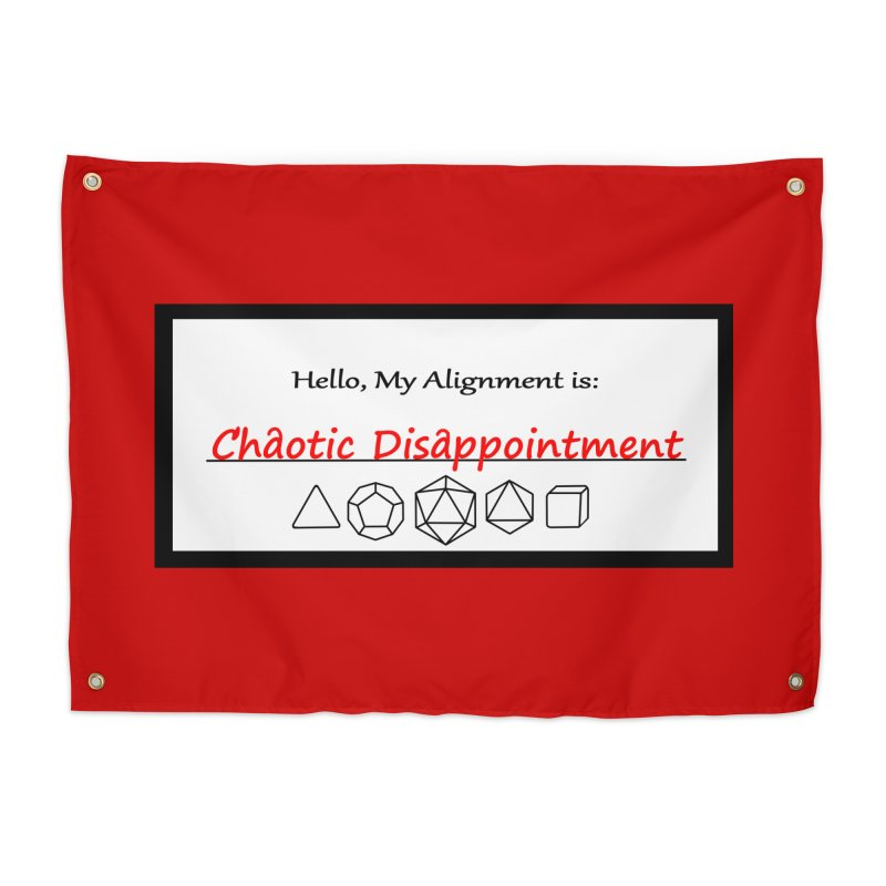 Alignment CD Home Tapestry by Slightly Animated Merch
