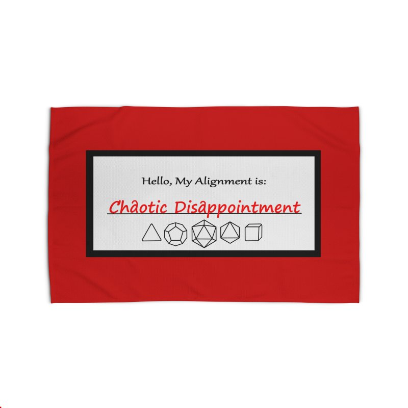 Alignment CD Home Rug by Slightly Animated Merch