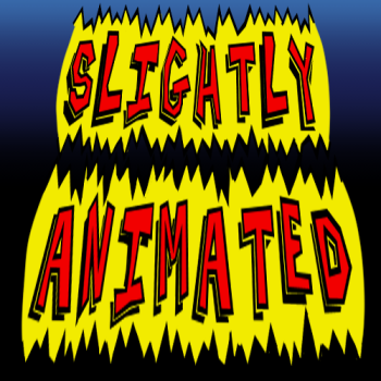Slightly Animated Merch Logo