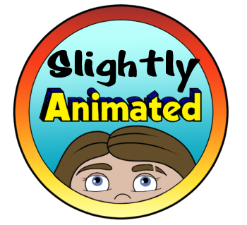 Slightly Animated Merch Logo