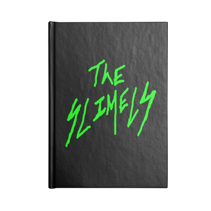 Pathetically INTENSE Accessories Notebook by SlimeLine