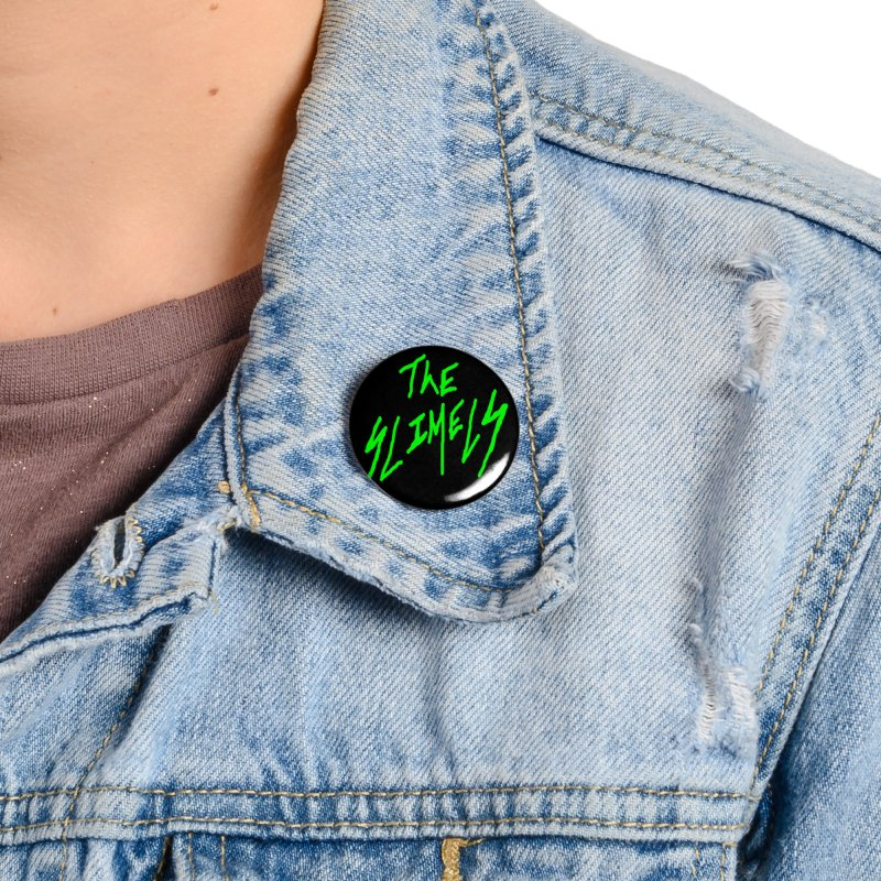 Pathetically INTENSE Accessories Button by SlimeLine