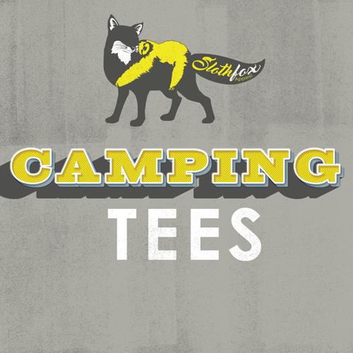 Camping-Tees