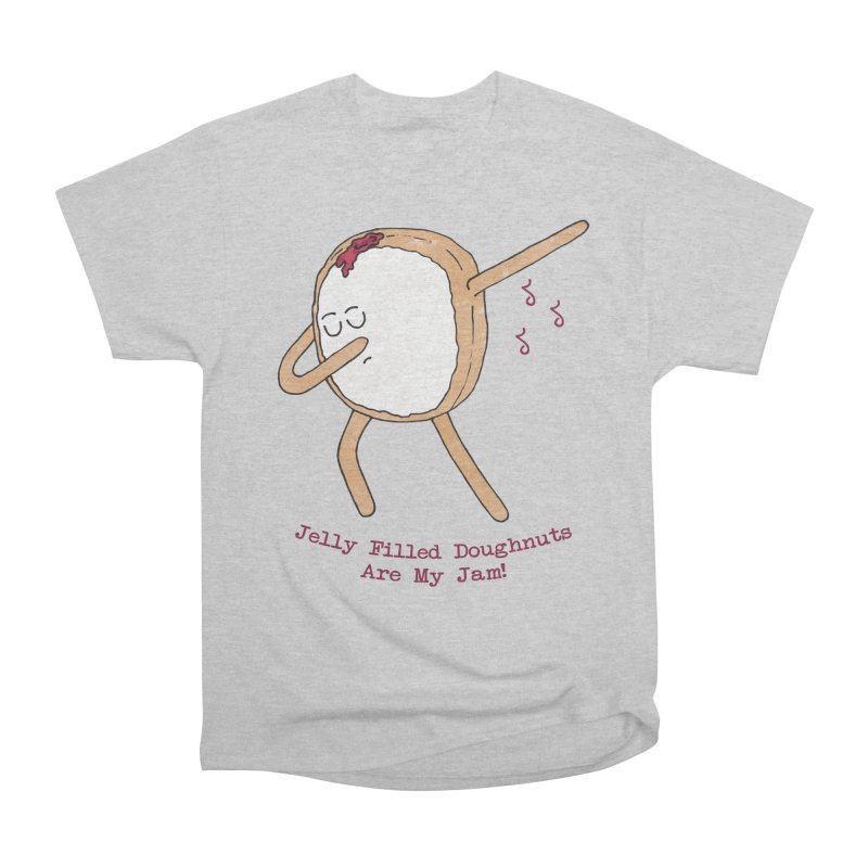 Jelly Filled Jam Women's Classic Unisex T-Shirt by Slothfox Apparel by Trenn