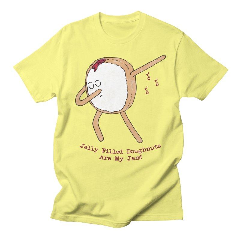 Jelly Filled Jam Women's Unisex T-Shirt by Slothfox Apparel by Trenn