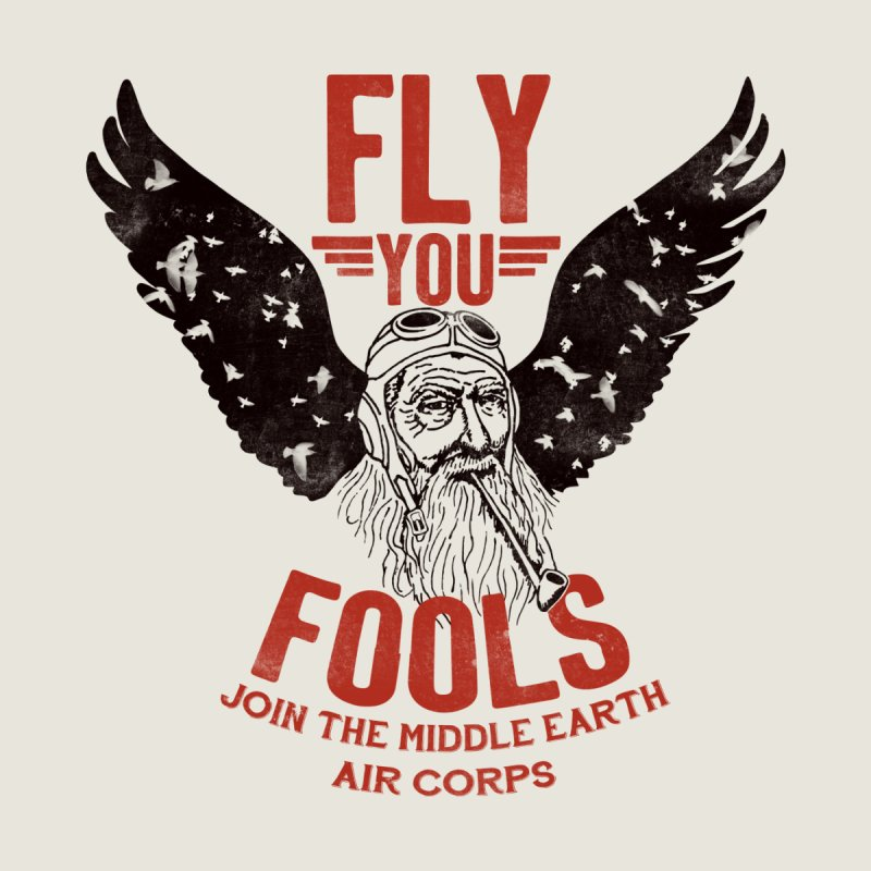 Middle Earth Air Corps by Slothfox Apparel by Trenn