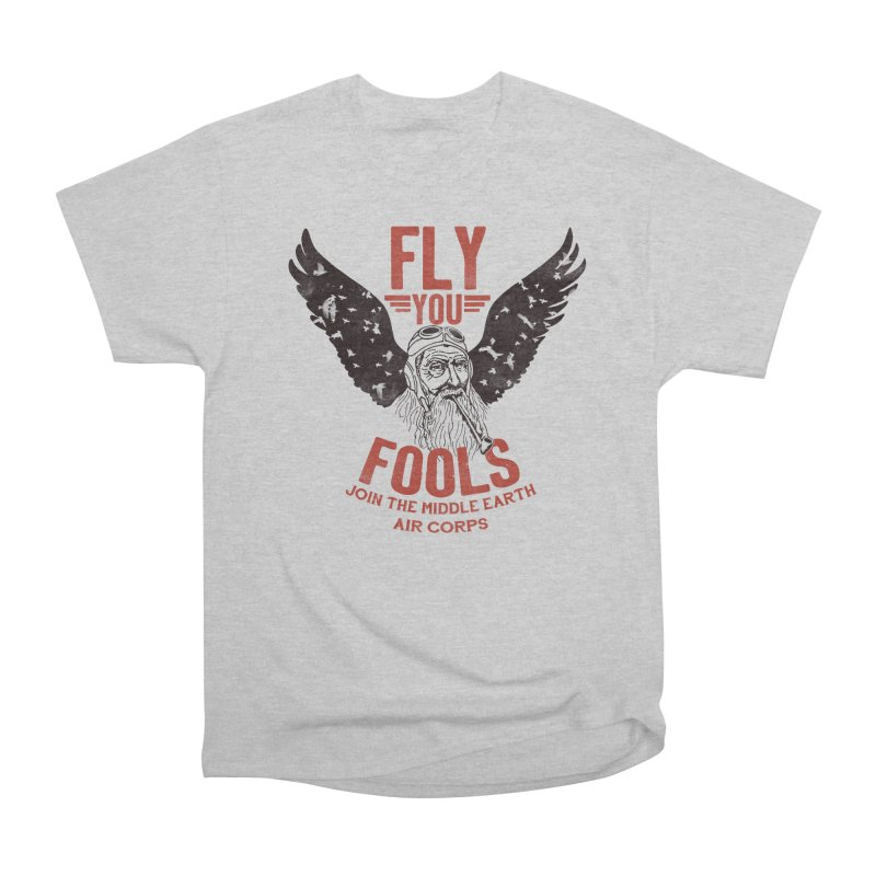 Middle Earth Air Corps Women's Classic Unisex T-Shirt by Slothfox Apparel by Trenn