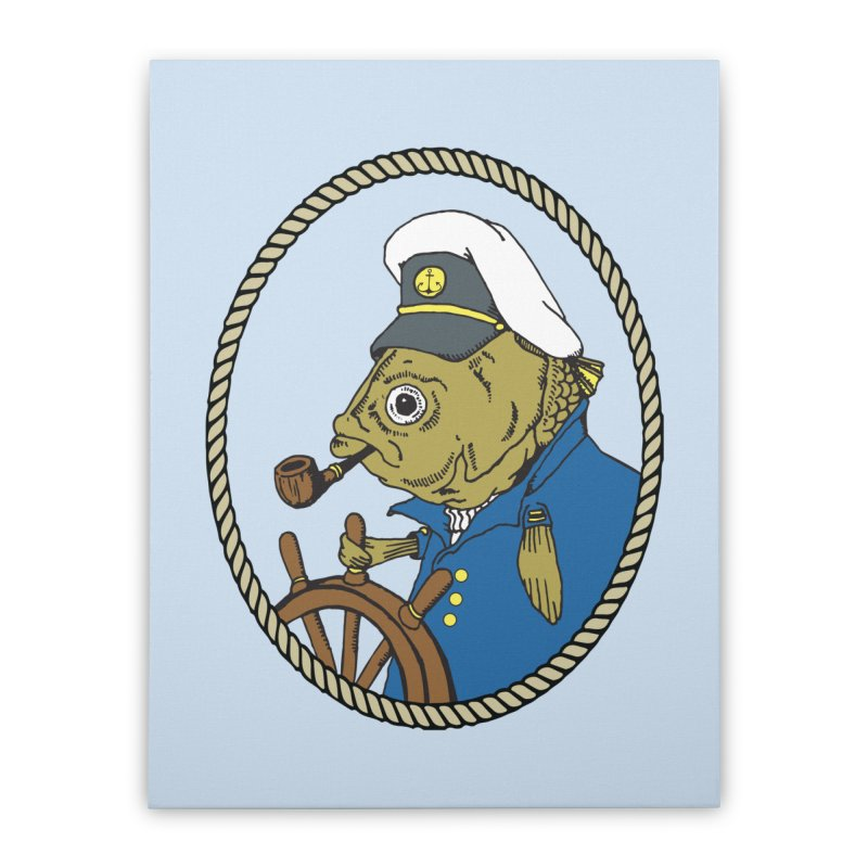 The Sea Captain   by Slothfox Apparel by Trenn