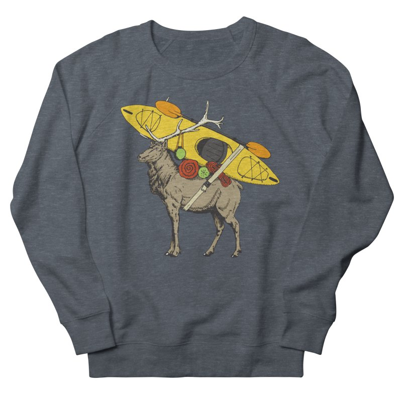 You Had to Bring the Kayak? Women's Sweatshirt by Slothfox Apparel by Trenn